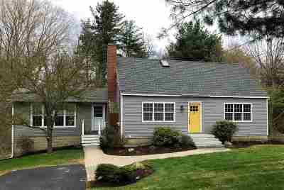 Rye Single Family Home Active Under Contract: 111 Grove Road