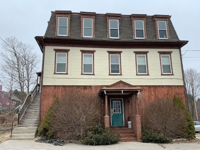 Rollinsford Multi Family Home For Sale: 476 Church Street