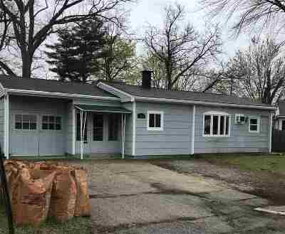 Manchester Single Family Home For Sale: 21 Seames Drive