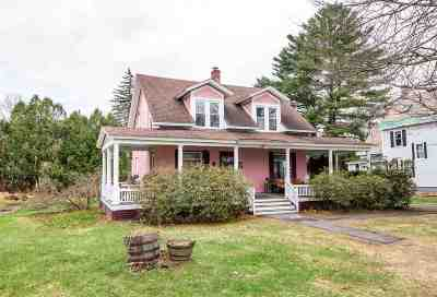 Essex Single Family Home Active Under Contract: 25 Pleasant Street