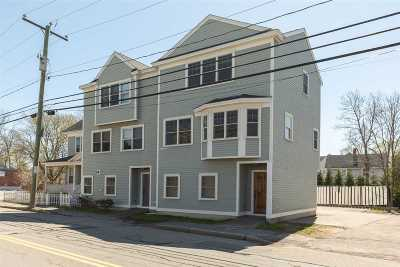 Condo/Townhouse For Sale: 490 Islington Street #4