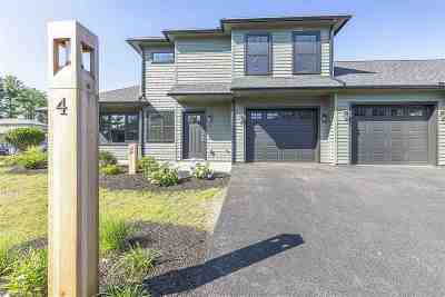 Newmarket Single Family Home For Sale: 4 Osprey Lane #5-1-1B