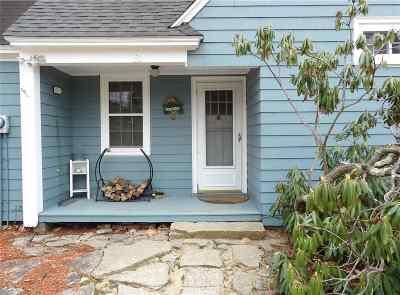 Carroll County Single Family Home For Sale: 32 Hurricane Mountain Road