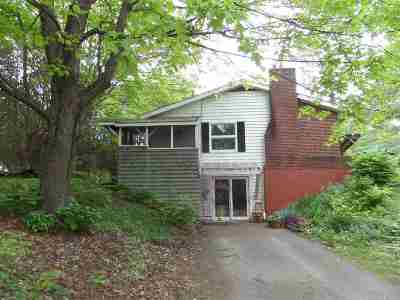 Montpelier Single Family Home Active Under Contract: 57 Robinhood Circle