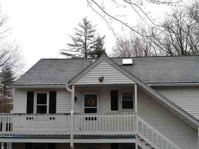 Plymouth Single Family Home Active Under Contract: 21 Plaza Village Road #D
