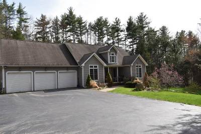 Amherst Single Family Home For Sale: 23 Old Milford Road