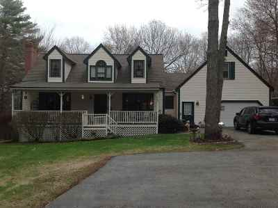 Weare Single Family Home Active Under Contract: 53 Grandview Drive