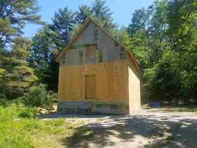 Holderness Single Family Home Active Under Contract: 77 Seven Pines Road
