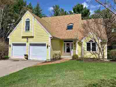 Hampton Single Family Home Active Under Contract: 25 Drakes Landing