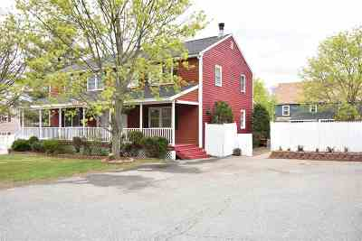 Derry Single Family Home Active Under Contract: 16r Tigertail Circle