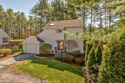 Merrimack Single Family Home Active Under Contract: 11 Cardinal Court