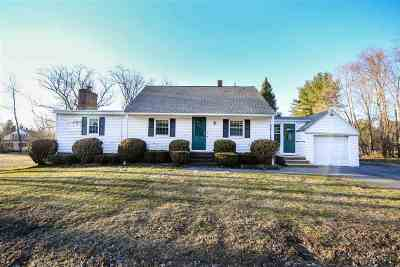 Hudson Single Family Home Active Under Contract: 2 Sherburne Road