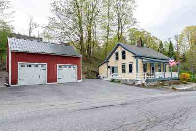 Danby Single Family Home For Sale: 308 Brook Rd. Road