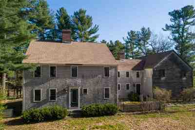 Eliot Single Family Home For Sale: 26 Worster Road