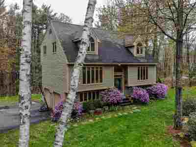 Milford Single Family Home Active Under Contract: 45 Crestwood Lane
