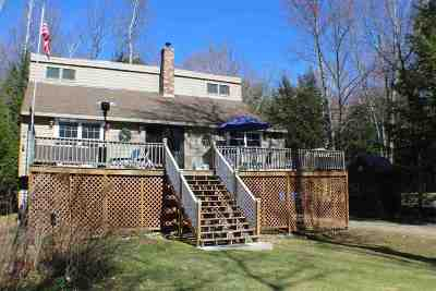 Bridgewater Single Family Home Active Under Contract: 238 Pine Street North