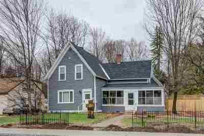 Conway Single Family Home Active Under Contract: 124 Seavey Street