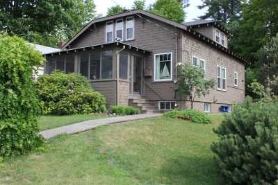 Plymouth Single Family Home Active Under Contract: 31 Merrill Street