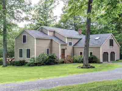 Charlotte Single Family Home For Sale: 568 Patton Woods Road