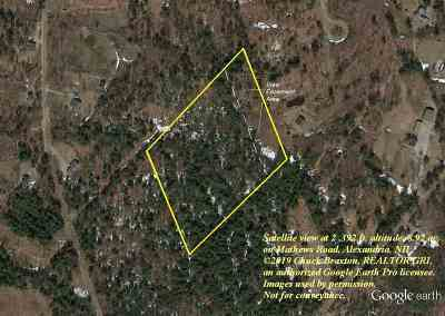 Alexandria Residential Lots & Land For Sale: 267 Mathews Road