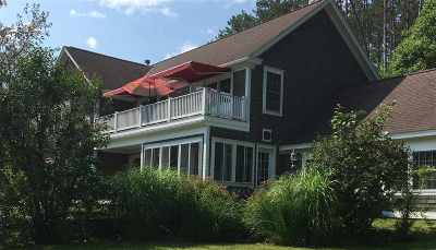Barnet Single Family Home For Sale: 311 Brook Hill Road