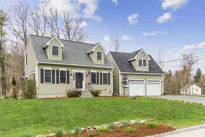 Milford Single Family Home Active Under Contract: 1 Timber Ridge Drive