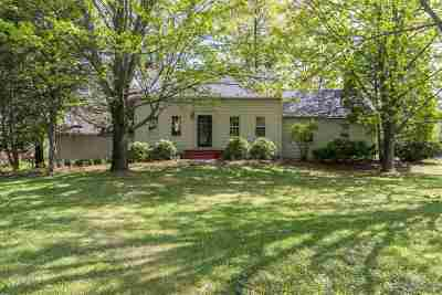 Shoreham Single Family Home For Sale: 553 Witherell Road