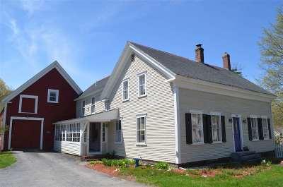 Hopkinton Single Family Home Active Under Contract: 108 Maple Street