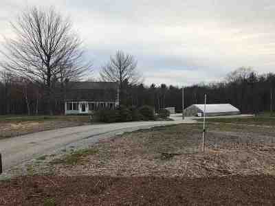 Belknap County, Carroll County, Cheshire County, Coos County, Grafton County, Hillsborough County, Merrimack County, Rockingham County, Strafford County, Sullivan County Single Family Home For Sale: 22 Danielle Way