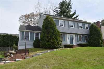 Nashua Single Family Home For Sale: 27 Spindlewick Drive