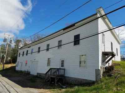 Concord Commercial For Sale: 181 Village Street