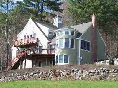 Merrimack County Single Family Home Active Under Contract: 151 40 Acres Road