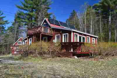 Grafton Single Family Home For Sale: 189 Sargent Hill Road