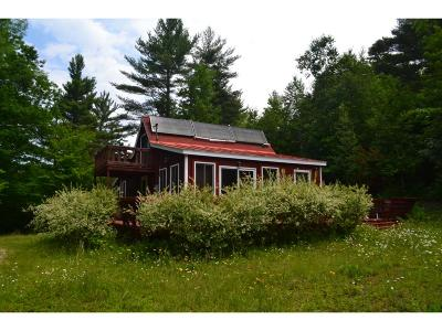 Grafton Single Family Home For Sale: 185 Sargent Hill Road