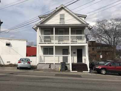 Manchester Multi Family Home For Sale: 287 West Hancock Street