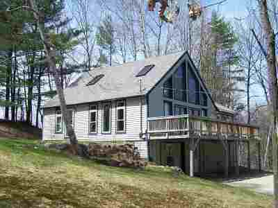Meredith Single Family Home Active Under Contract: 2 Pollard Shores Road