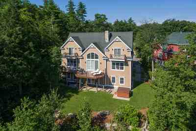 Laconia Single Family Home For Sale: 57 Commanders Helm