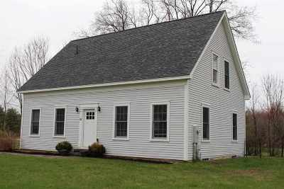 Essex Single Family Home For Sale: 20 Weed Road