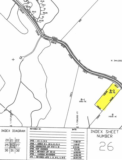 Milton Residential Lots & Land For Sale: 26 Teneriffe Mountain Road