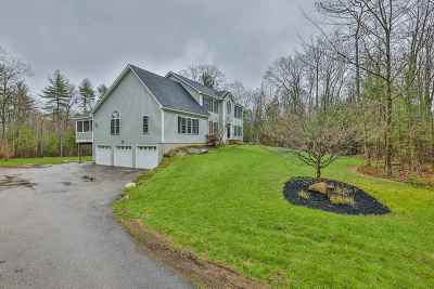 Hooksett Single Family Home Active Under Contract: 17 Garden Song Drive