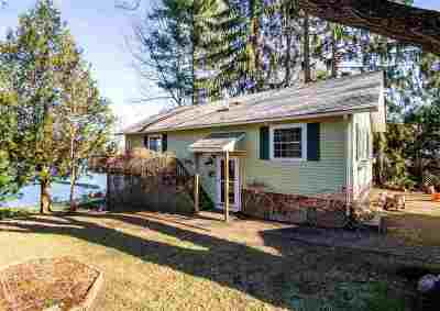 Single Family Home For Sale: 212 Marble Island Road