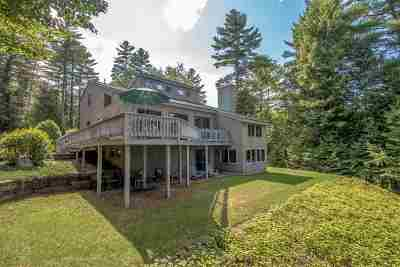 Carroll County Single Family Home Active Under Contract: 18 Walker Pond Road