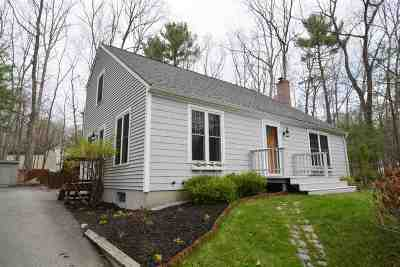 Newmarket Single Family Home Active Under Contract: 25 Great Hill Drive