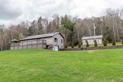Belvidere Single Family Home For Sale: 881 Vt Rt 118