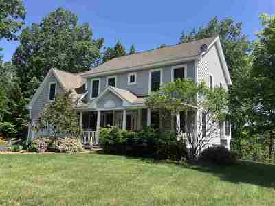 Manchester Single Family Home For Sale: 71 Pondview Lane