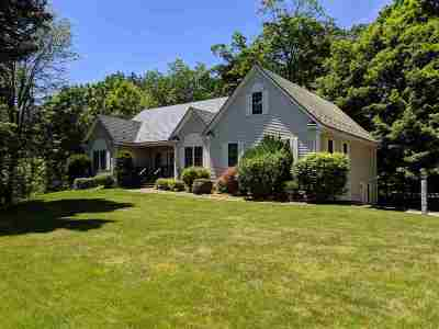Windham Single Family Home For Sale: 3 Searles Road