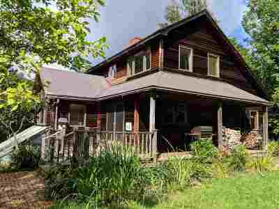 Norwich Single Family Home Active Under Contract: 207 Upper Turnpike Road