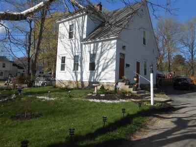 Derry Single Family Home Active Under Contract: 14 S Main Street