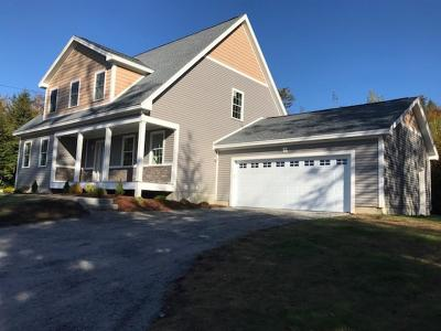 Hebron Single Family Home For Sale: 28 Cilley Brook Lane
