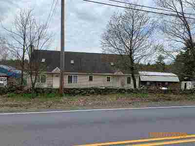 Nottingham Single Family Home For Auction: 278 Stage Road